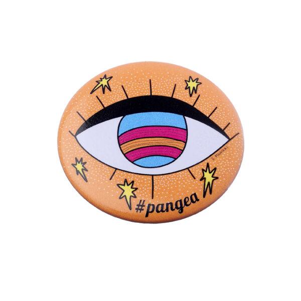 Pins-A-cura Occhio bomboniera Pangea